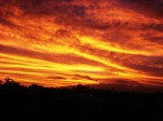 Fiery Sunset 2